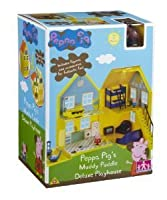 Peppa Pig's Muddy Puddle Deluxe Playhouse(並行輸入)