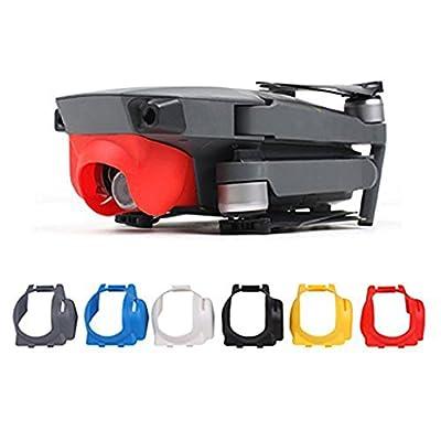 DJI Mavicプロごくつぶしのための新しいSun陰レンズフード反射ジンバル・カメラ・プロテクターおおい (黒いです)