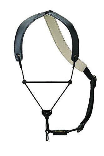 breathtaking breath 데이킨구 색스폰 스트랩 라이 더 Saxophone Strap Lithe Premium 블랙(BK) M-