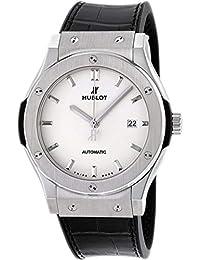 ウブロ HUBLOT クラシックフュ-ジョン チタニウム 565.NX.2611.LR 新品 腕時計 メンズ [並行輸入品]