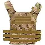 Elikliv Hunting Tactical Body Armor JPC Molle Plate Carrier Vest Outdoor CS Game Paintball Airsoft Vest Military Equipment