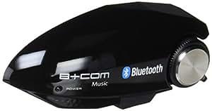 SYGN HOUSE(サインハウス) MUSIC bluetoothレシーバー B+COM(ビーコム) ブラック 00073012
