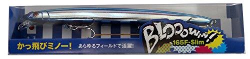 Blue Blue(ブルーブルー) ミノー ブローウィン 165F スリム 165mm 24g ブルーブルー #01 ルアー