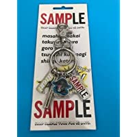 SMAP 2005 SAMPLE キーホルダー キーリング