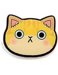 Niome Cat Brooch Badge Cartoon Animal Cloth Bag Hat Enamel Pin For Kids