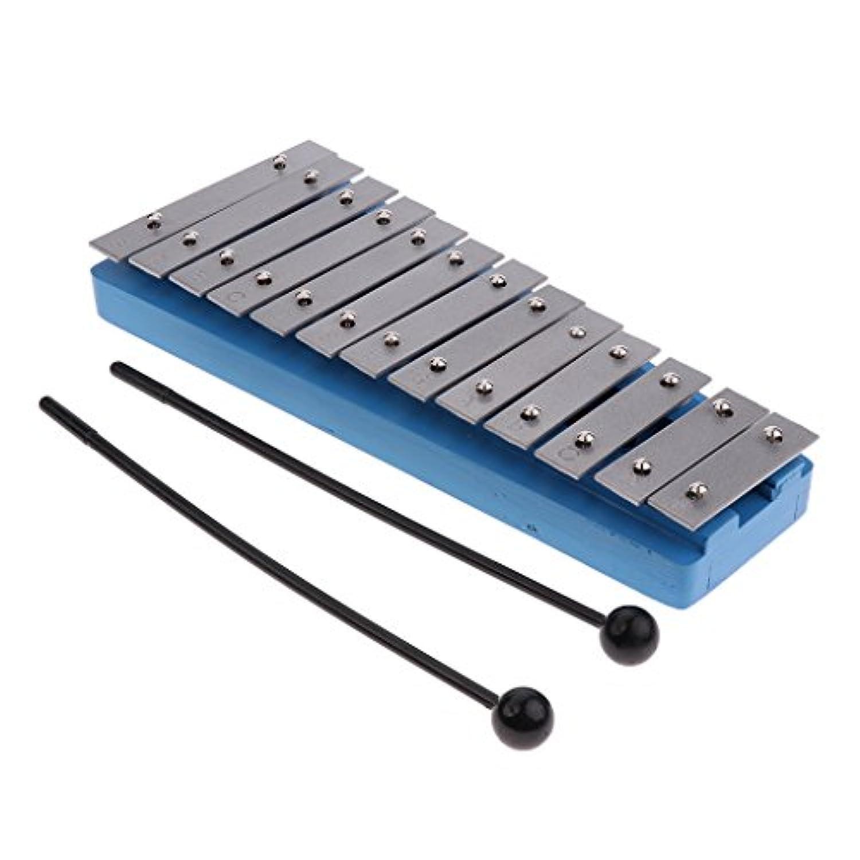 Baosity 13キー シロホン 木琴 子供 楽器おもちゃ 全2選択 - スタイル2