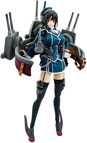 アーマーガールズプロジェクト 艦隊これくしょん -艦これ- 高雄 全高約14cm ABS&PVC製 フィギュア