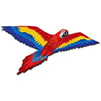 x-kites MacawデラックスTriWinderカイト、お勧め年齢: 8年以上、頑丈なファイバーグラスフレームとナイロン生地、170 FT。ライン長