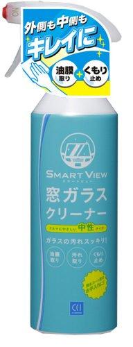 シーシーアイ(CCI) スマートビュー 窓ガラスクリーナー 440ml G-103
