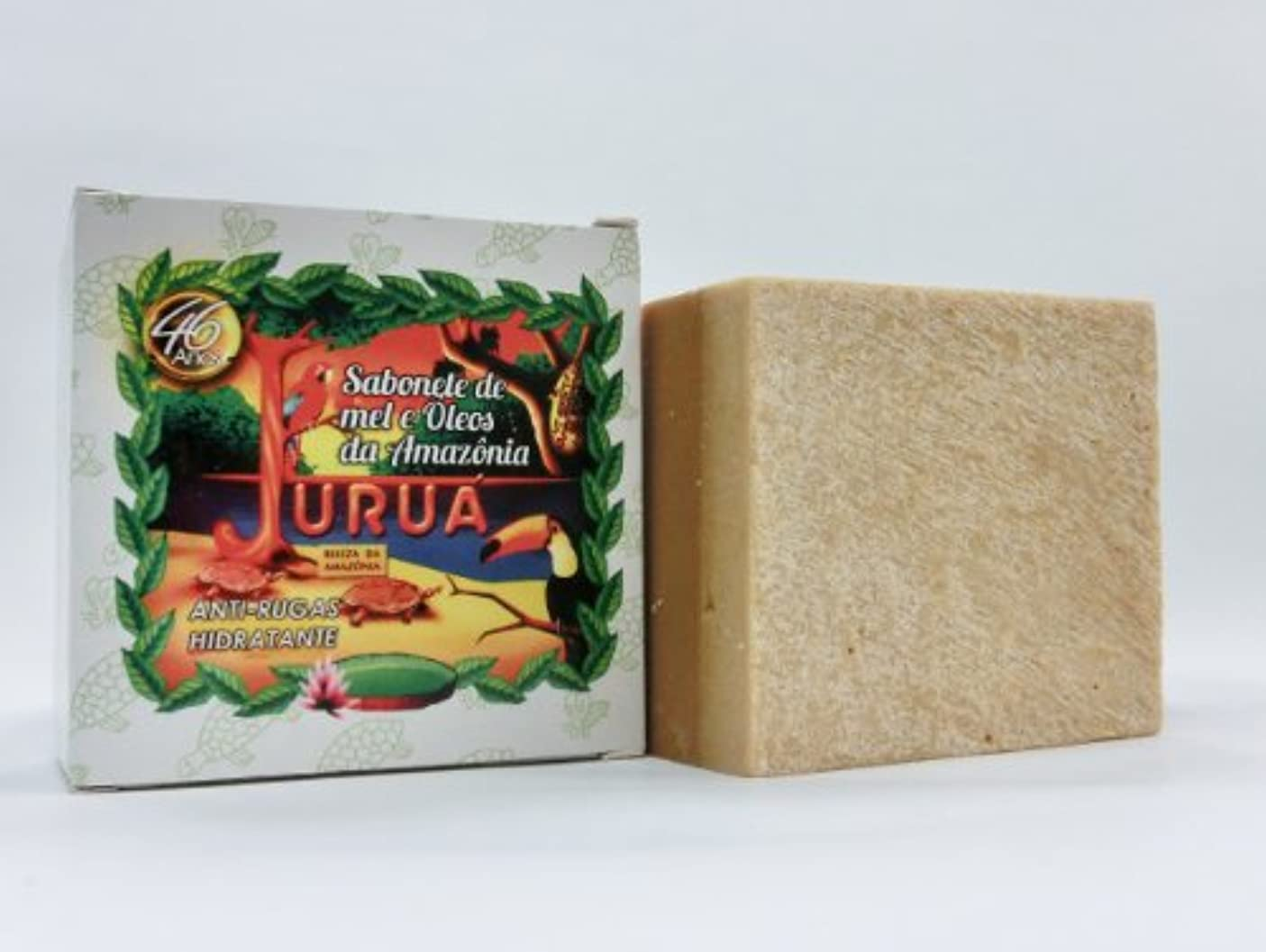 恐ろしいです思い出競争JURUA石鹸 (大180g)