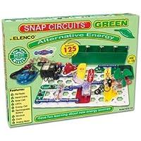 スナップ回路グリーン – 代替エネルギーおもちゃクリスマスギフト
