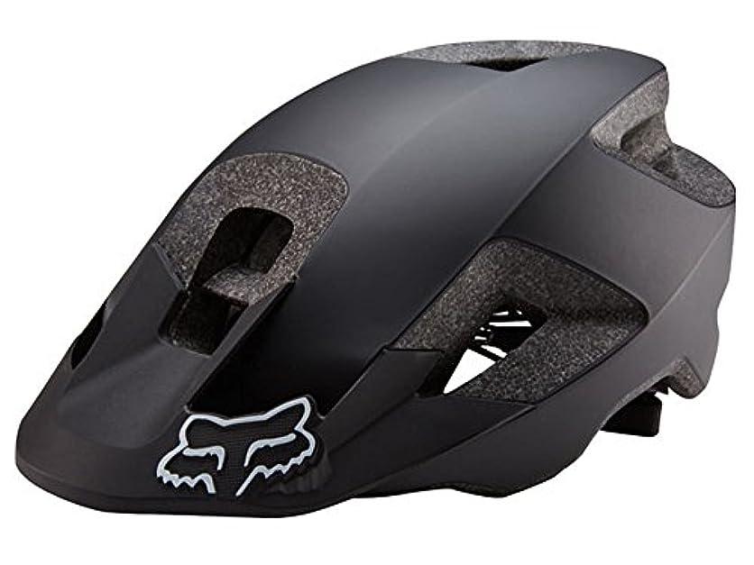 危険再編成する無効にするFOX(フォックス) RANGER(レンジャー) ヘルメット ブラック