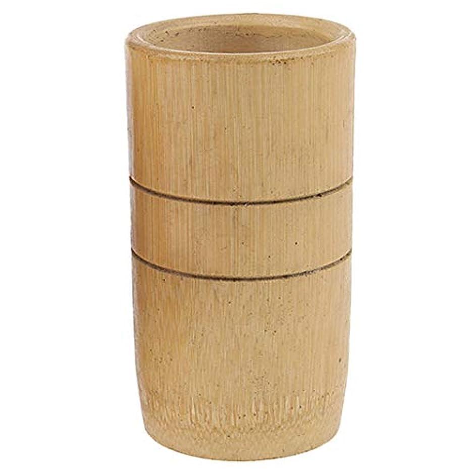 ライオネルグリーンストリートプラス社交的2個 マッサージ吸い玉 カッピング 天然竹製 全身マッサージ用 血流促進