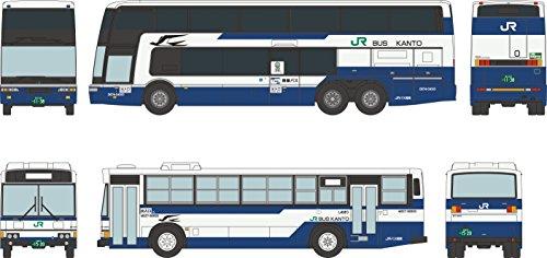ザ バスコレクション バスコレ ジェイアールバス関東発足 30周年記念 2台 ジオラマ用品