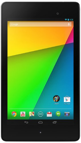 【ASUS Nexus7 ( 2013 ) TABLET / ブラック ( Android / 7inch / APQ8064 / 2G / 16G / BT4 ) ME571-16G】- Amazon.co.jp