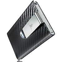 ROYALCROWN マネークリップ カードケース クレジットカード スライド式 スキミング防止 磁気防止 薄型 個人情報盗難防止 NFC保護