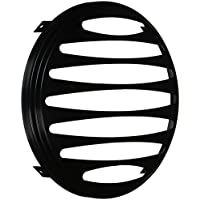 キジマ(KIJIMA) ヘッドライトグリル ゼファー400(00-08年) ゼファー750(01-06年) ブラック205-0903