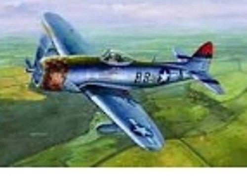 1/32 P-47D-30 サンダーボルト ドーサルフィン