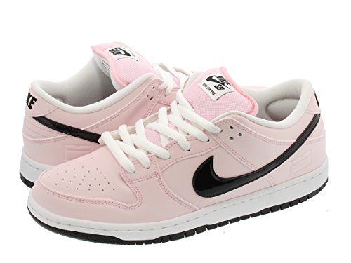 [ナイキ] NIKE SB DUNK LOW ELITE PRISM PINK/BLACK/WHITE 【PINK BOX】 [並行輸入品]