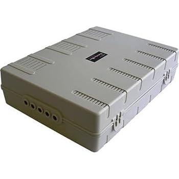オーム パソコンコード収納 S-BOX-1
