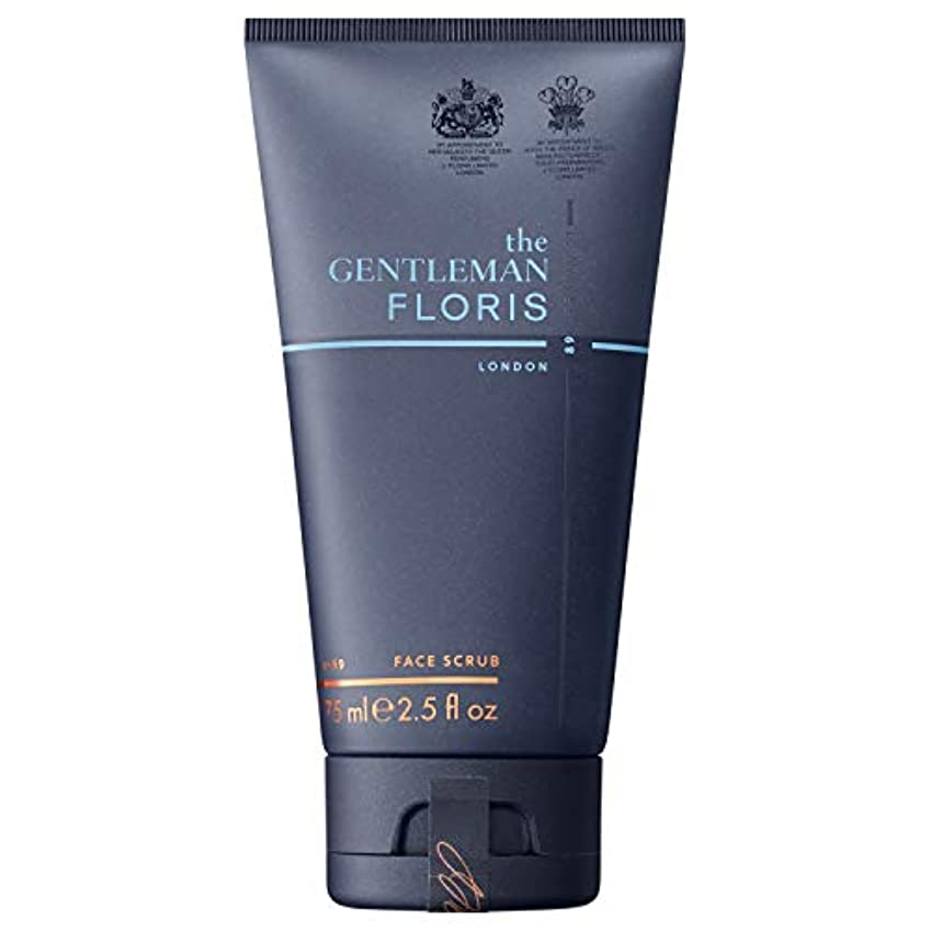 マニアサーマルチャーミング[Floris] フロリスは紳士の顔スクラブ75ミリリットルをNo.89 - Floris No.89 The Gentleman Face Scrub 75ml [並行輸入品]