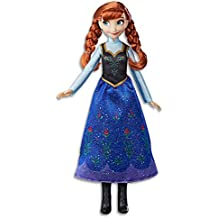 Disney Frozen - Classic Fashion Anna inc outfit & shoes - Ages 3+