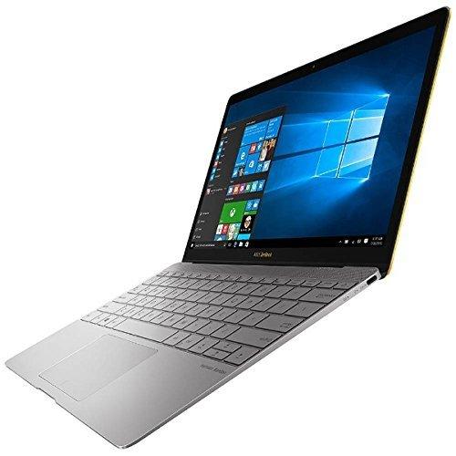 エイスース 12.5型ノートパソコン ASUS ZenBook UX390UA グレー【Core i5/メモリ 8GB/SSD 256GB】 UX390UA-256GGR