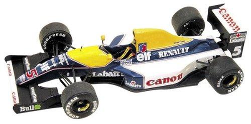 【TAMEO/タメオ 組立キット】1/43 ウイリアムズ FW14 イタリアGP 1991年