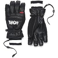 Howl ハウル 【Vintage Glove】Black GLOVE SNOWBOARD スノーボード グローブ 正規品 レザー 革