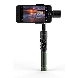 Merlin 全スマートフォン用 ユニバーサル 3軸 ジンバル SmartPhone Gimbal