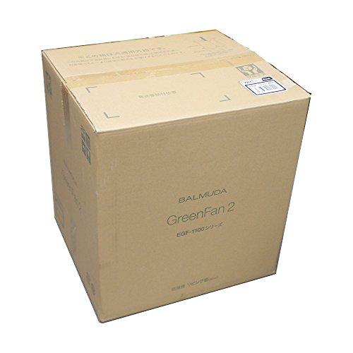 RoomClip商品情報 - BALMUDA GreenFan2 バルミューダ株式会社 グリーンファン2 超省エネ扇風機