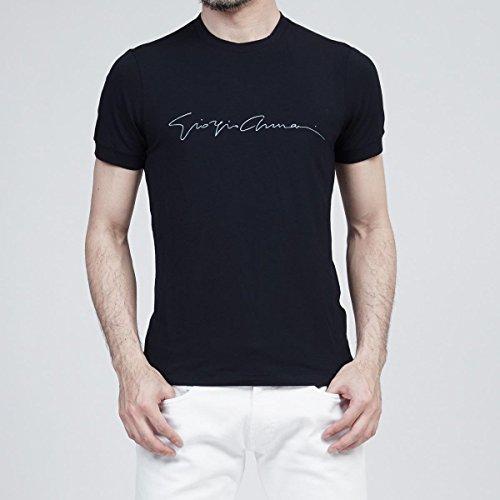 (ジョルジオアルマーニ) GIORGIO ARMANI クルーネックTシャツ 48サイズ [並行輸入品]
