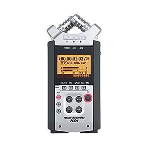 ZOOM ズーム リニアPCM/ICハンディレコーダー  H4nSP