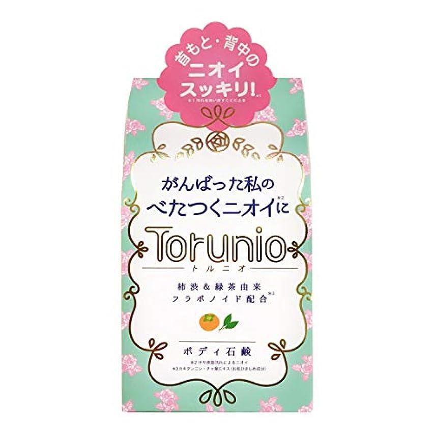 単語ロードブロッキング肝Torunio(トルニオ)石鹸 100g
