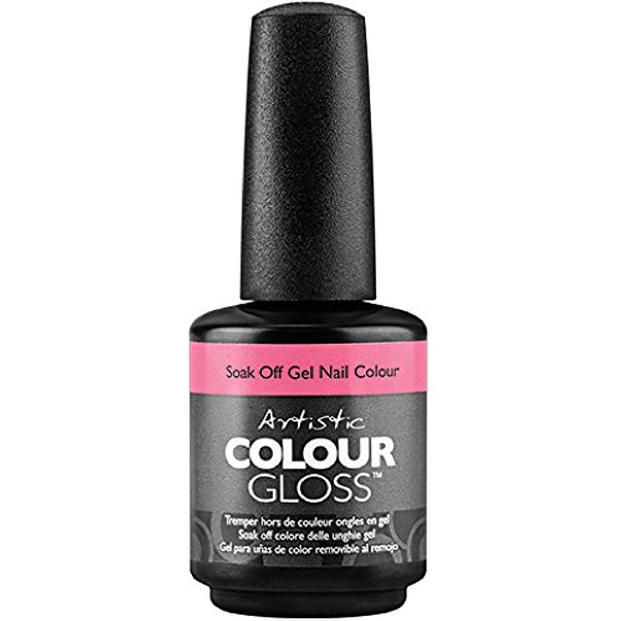 非常に怒っています売る件名Artistic Colour Gloss - Love Overdose - 0.5oz / 15ml