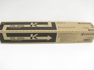 TK-896K ブラック 国内純正トナー 新品