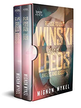 Winski and Leeds: An Enforcers of San Diego Collection by [Mykel, Mignon]