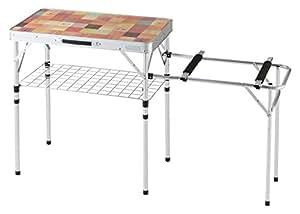 コールマン テーブル ナチュラルモザイクツーウェイキッチンスタンド 2000021981