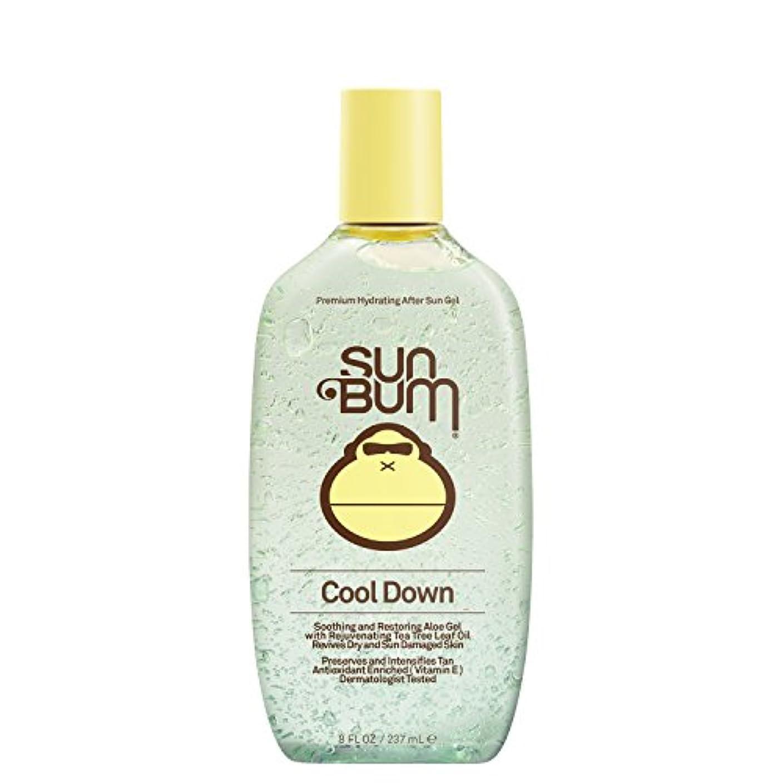 日焼け後に Sun Bum Cool Down Hydrating After Sun Aloe Gel 8ozBottle