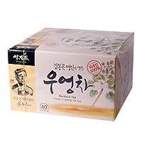 [1797] サンゲ茶 キムドンゴン 名人が作った ごぼう茶 ティーバッグ 1箱(1g×40個) 韓国産 [並行輸入品]
