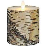 Luminara Flameless Flat Top Candle