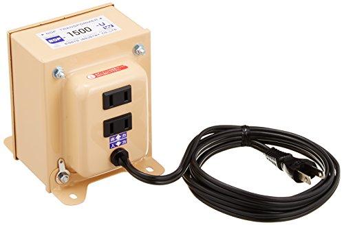 日章工業 トランスフォーマNDFシリーズ(電圧ダウン)120...