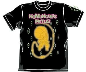 武装錬金 ホモンクルス Tシャツ ホワイト : サイズ XL