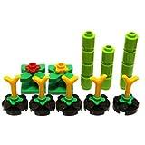 LEGO Minecraft Terrain Accessory Set of Plants おもちゃ [並行輸入品]