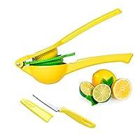 レモンレモン絞り器手動Citrus Pressジューサーキッチンツールとフルーツナイフ