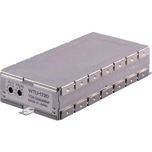 TOA ワイヤレスチューナーユニット(チャンネル増設用) WTU-1720
