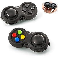 減圧ハンドル大人と子供の通気減圧のおもちゃ知的キューブゲームのロッカーキーホルダー(ランダムな色)