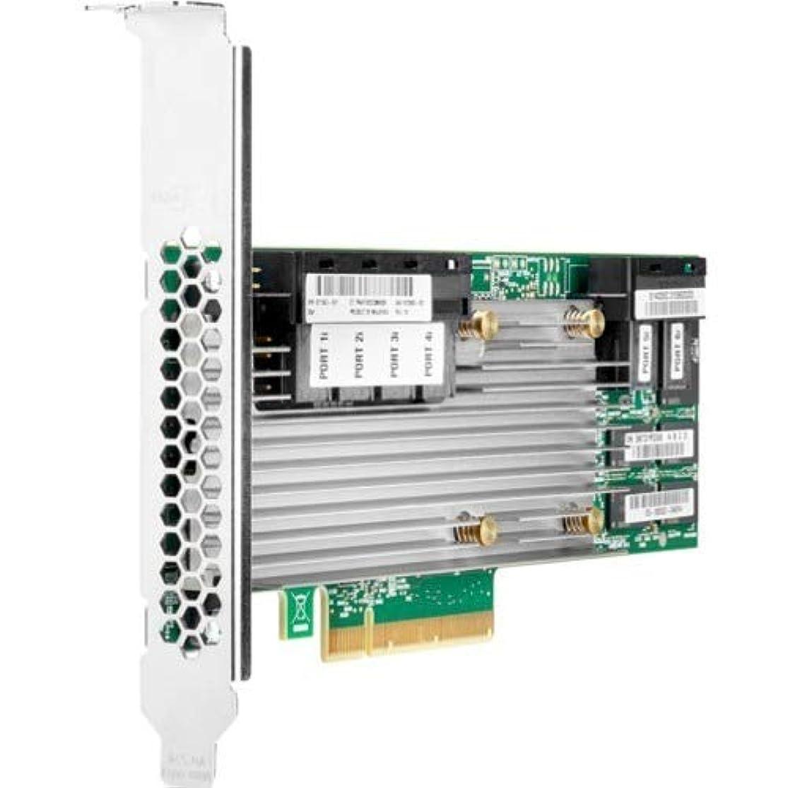 エネルギー取り扱い十分ですHewlett-Packard Hpe スマートアレイ P824i-p SAS コントローラー - 12gb/s SAS - Pci Express - プラグインカード - レイドサポート -