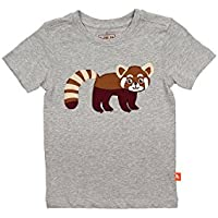 Wild Republic Boys' Organic Applque T-Shirt