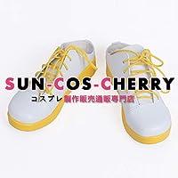 【サイズ選択可】コスプレ靴 ブーツ Z4-0376#コンパス 【戦闘摂理解析システム】 マルコス'55 男性25CM